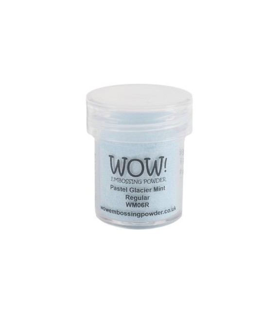 Embossing powder Wow blue regular