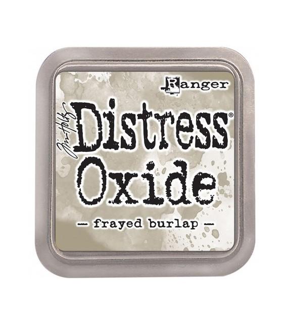 DISTRESS OXIDES INK PAD FRAYED BURLAP