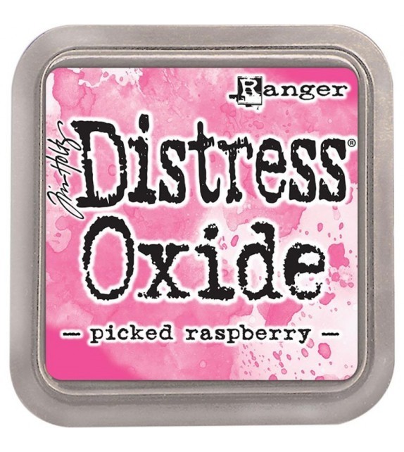DISTRESS OXIDES INK PAD PICKED RASPBERRY