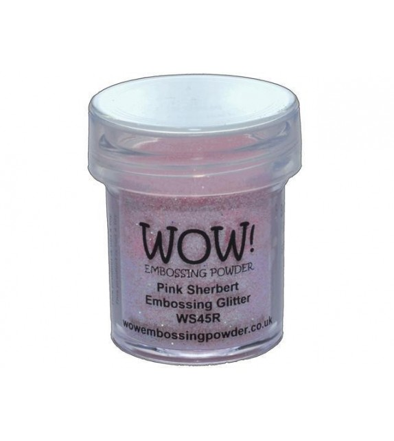 Embossing powder Wow