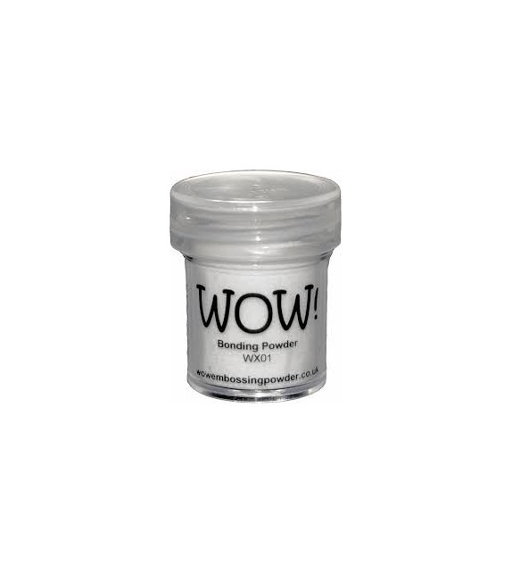 Embossing powder Wow bonding power