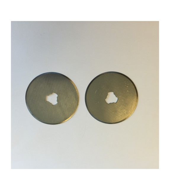 Spare blades for rotary cutter 45MM