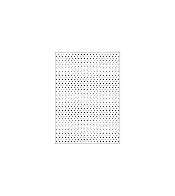 Embossing template A4 dot