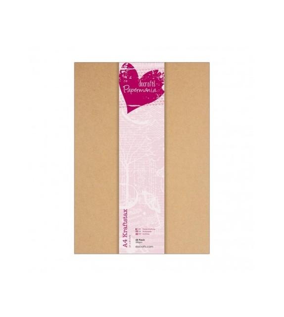 Papermania A4 Kraftstax