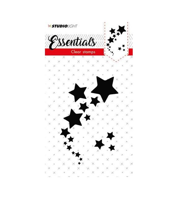 Studio Light Clear stamp A7 Essentials nr 296