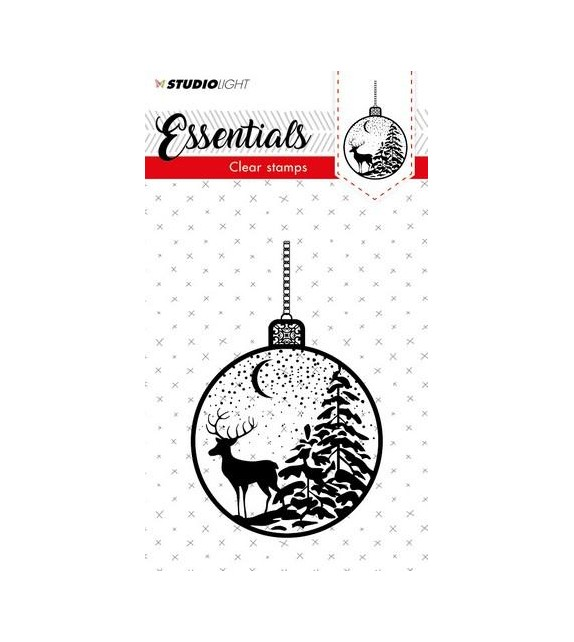 Studio Light Clear stamp A7 Essentials nr 297