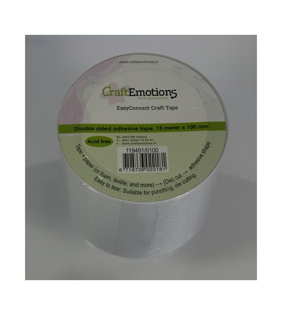 CraftEmotions EasyConnect (double sided adhesive)