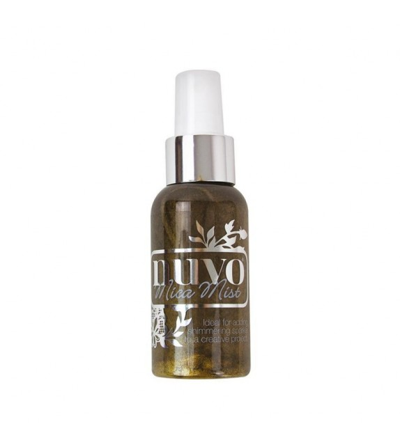 NUVO MICA MIST ANTIQUE GOLD