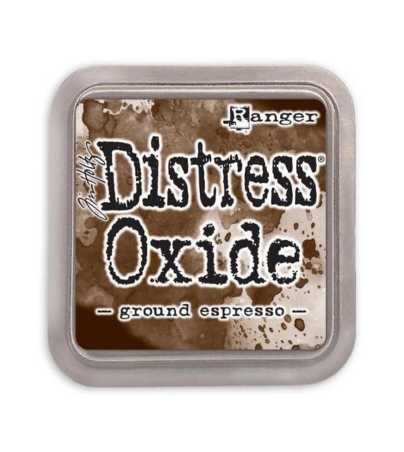 DISTRESS OXIDE INK PAD GROUND ESPRESSO