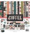 "COFFEE COLLECTION KIT 12""X12"" Echo Park EPAPA1320"
