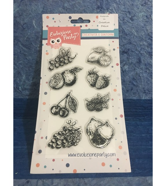 """Clear Stamps """"Autunno"""""""