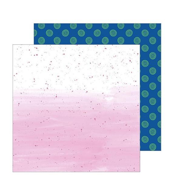Pinkfresh Studio Everyday Musings 12x12 SmEscape Paper