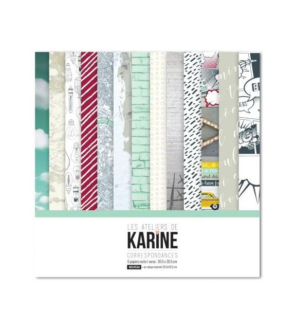 Correspondances Les Ateliers de Karine