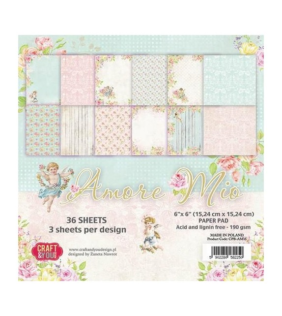 AMORE MIO BY CRAFT&YOU