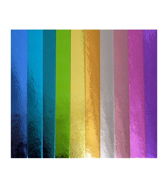Joy! Crafts Mirrorcarton Pastel 10sh