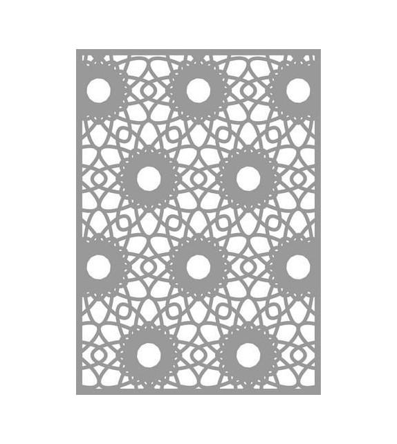 Pronty Mask stencil Spirograph