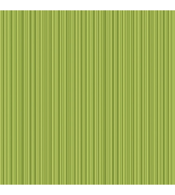 "Patterned single-sided ""LIGHT GREEN STRIPE"""