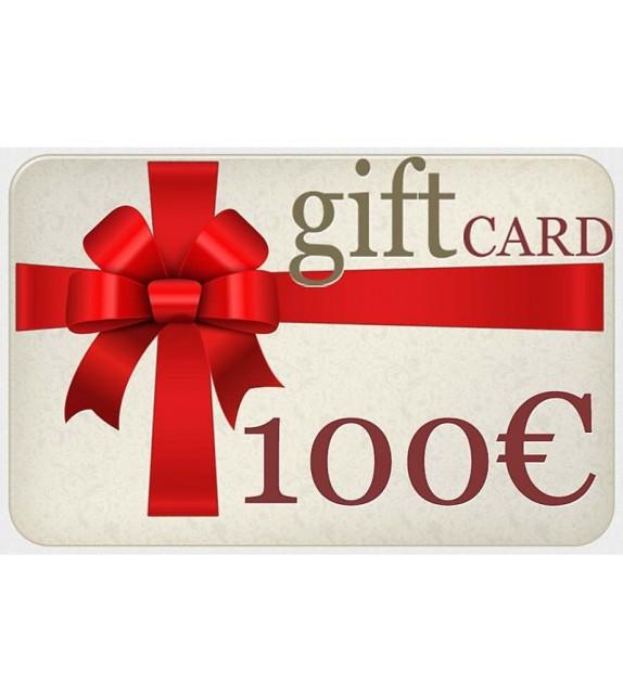 BUONO REGALO 100 EURO