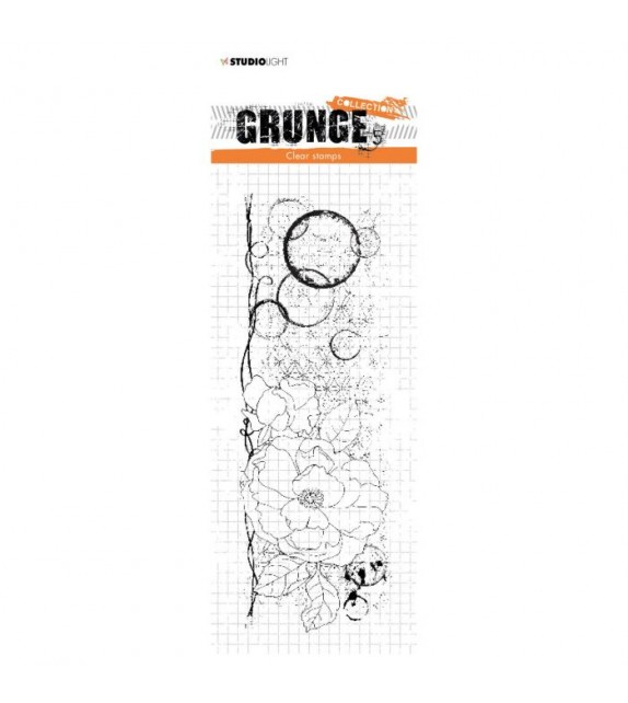 Studio Light Clear Stampl Grunge Collection nr.495