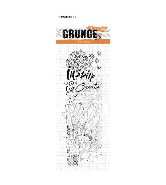 Studio Light Clear Stampl Grunge Collection nr.496