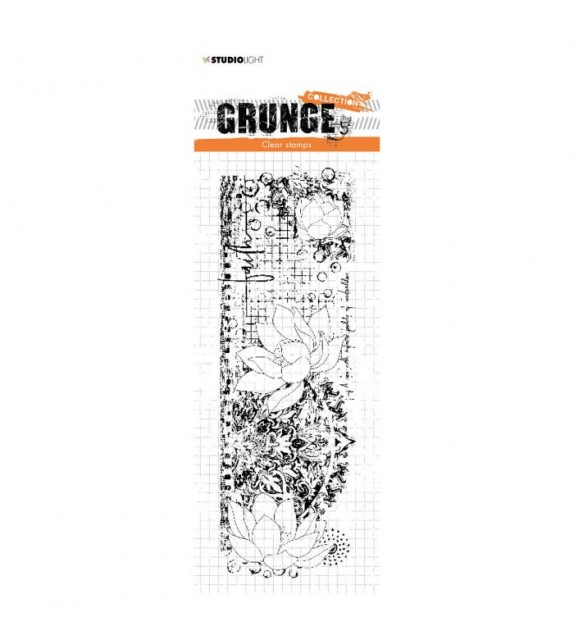 Studio Light Clear Stampl Grunge Collection nr.497