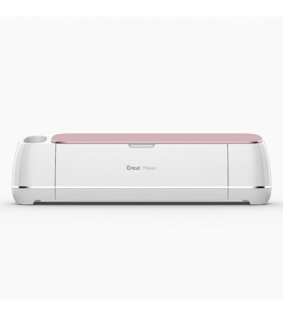 Cricut Maker for Mainland Europe Rose + EU/UK Plug