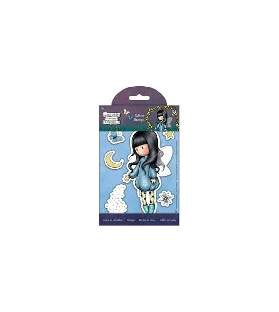 Gorjuss Rubber Stamps Bubble Fairy