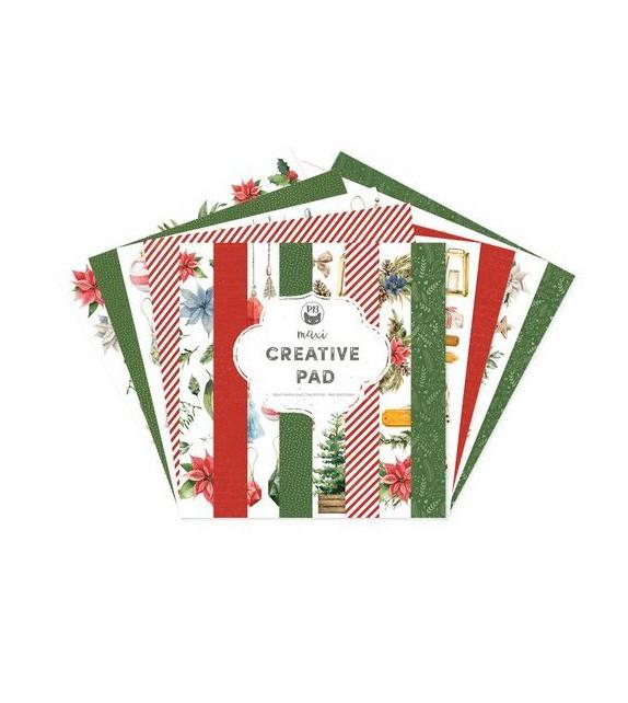 Piatek13 - Maxi Creative Pad Cosy Winter 2, 12x12