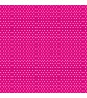 Patterned single-sided dark pink small dot