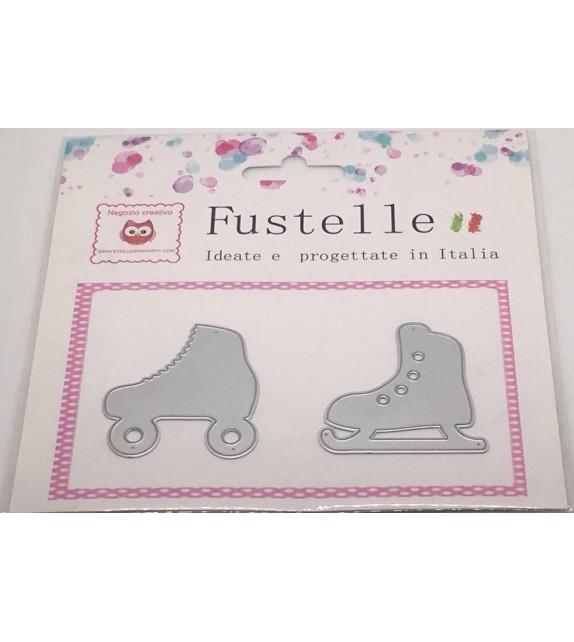"Fustella ""Pattini"" DC05"