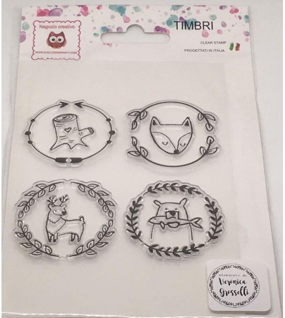 Clear Stamps Autunno CST11