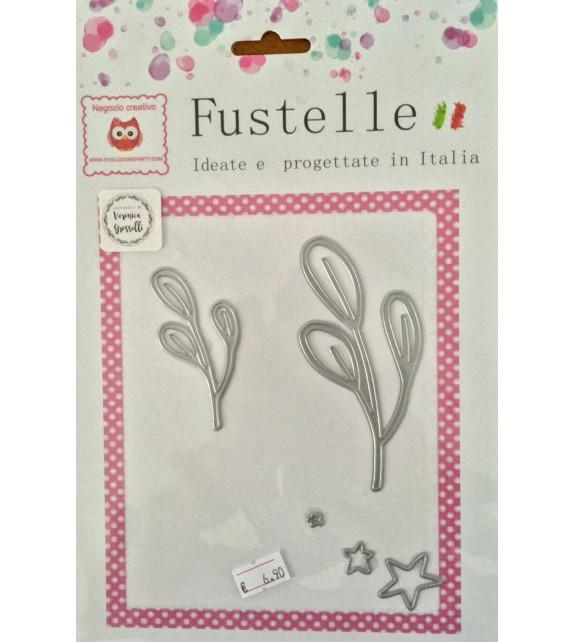"""Fustella """"Principesse"""" DC10"""